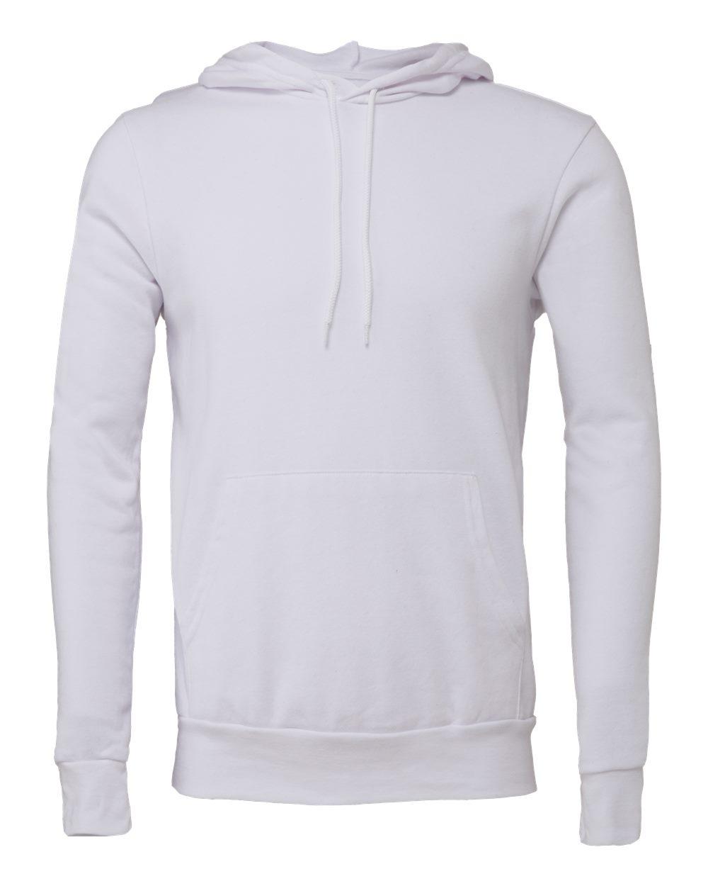Bella-Canvas-Unisex-Sponge-Hooded-Pullover-Sweatshirt-Blank-3719-up-to-2XL thumbnail 103
