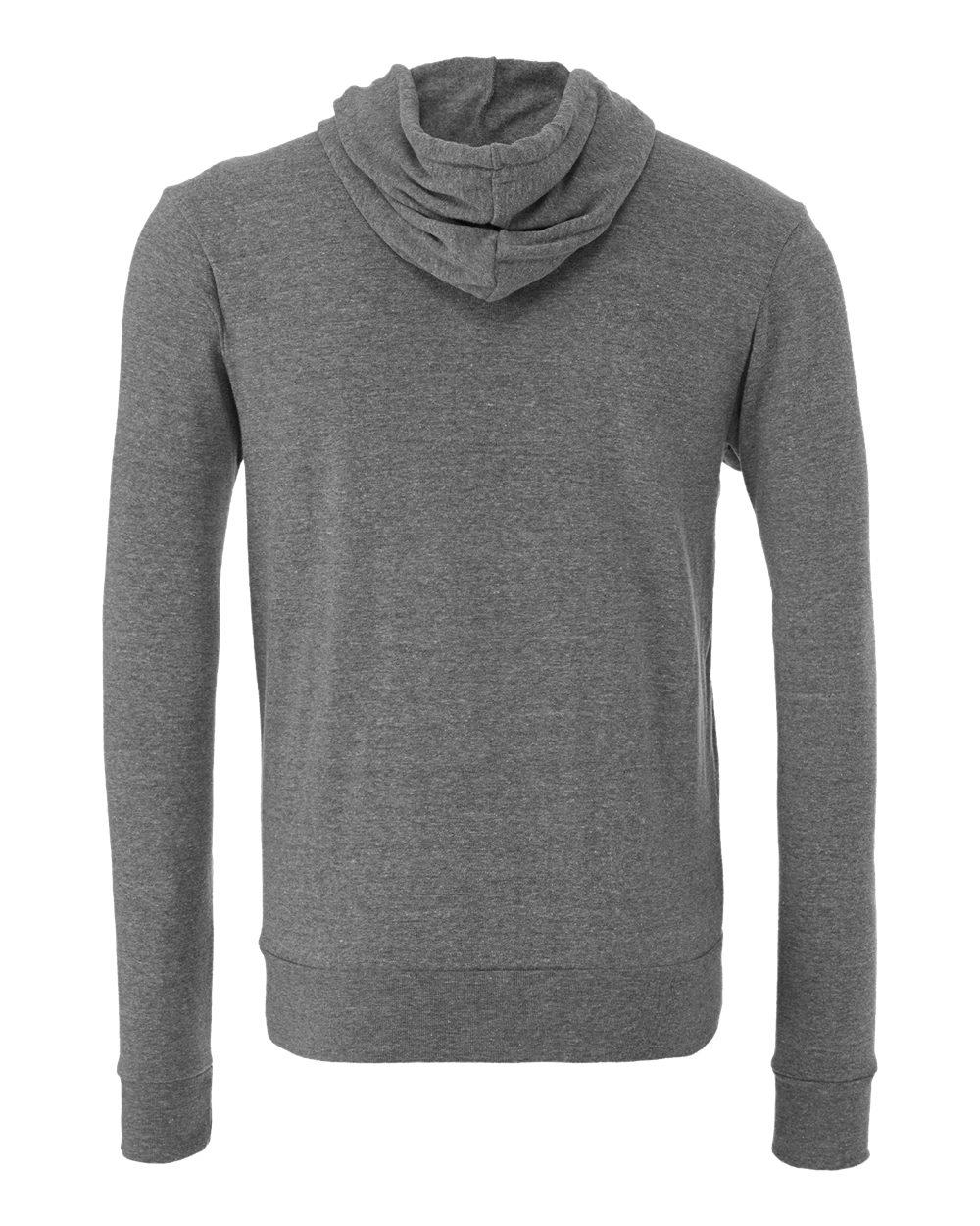 Bella-Canvas-Unisex-Full-Zip-Up-Hooded-Sweatshirt-Blank-Hoodie-3739-up-to-3XL thumbnail 22