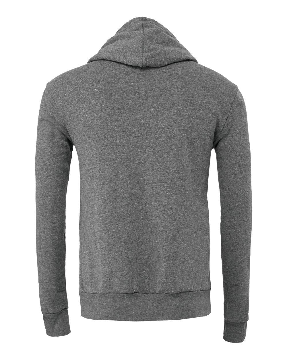 Bella-Canvas-Unisex-Sponge-Hooded-Pullover-Sweatshirt-Blank-3719-up-to-2XL thumbnail 26