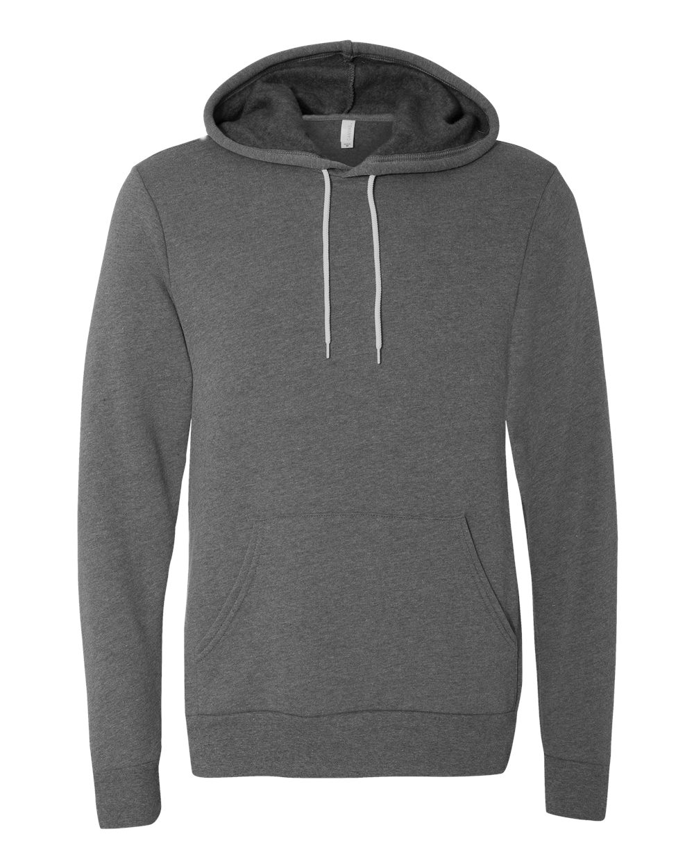 Bella-Canvas-Unisex-Sponge-Hooded-Pullover-Sweatshirt-Blank-3719-up-to-2XL thumbnail 25