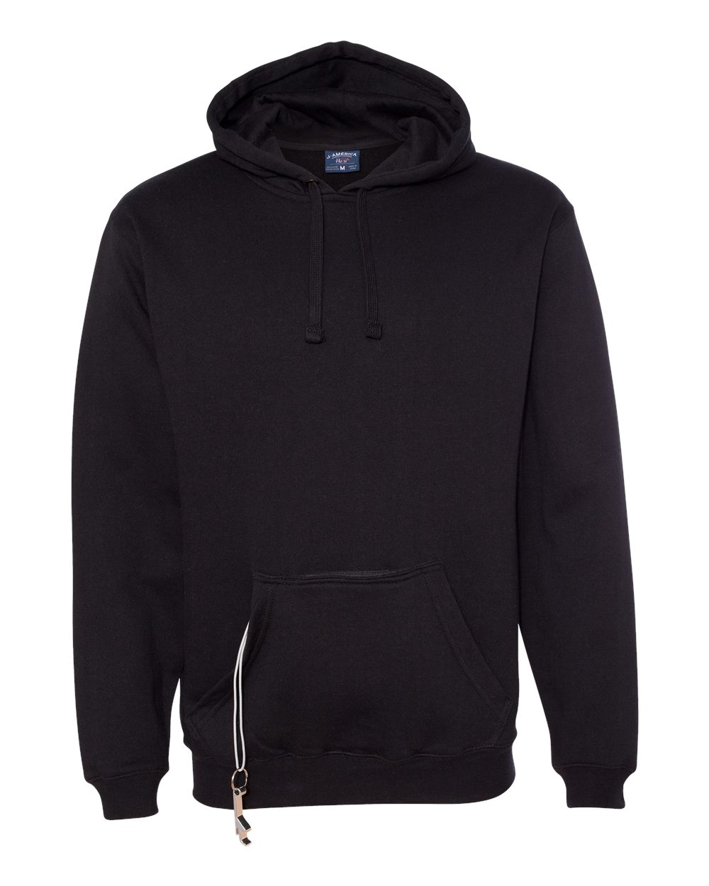 J-America-Tailgate-Hooded-Sweatshirt-with-beverage-holder-Pocket-8815-up-to-3XL thumbnail 6