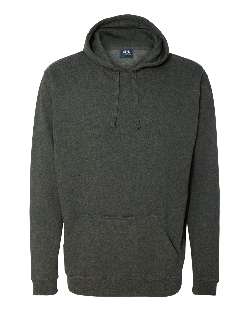 J-America-Tailgate-Hooded-Sweatshirt-with-beverage-holder-Pocket-8815-up-to-3XL thumbnail 9