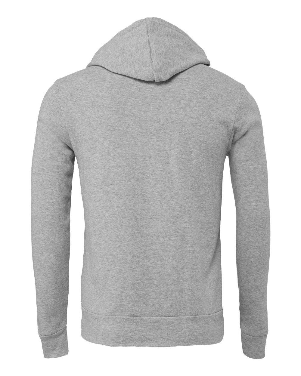 Bella-Canvas-Unisex-Sponge-Hooded-Pullover-Sweatshirt-Blank-3719-up-to-2XL thumbnail 9