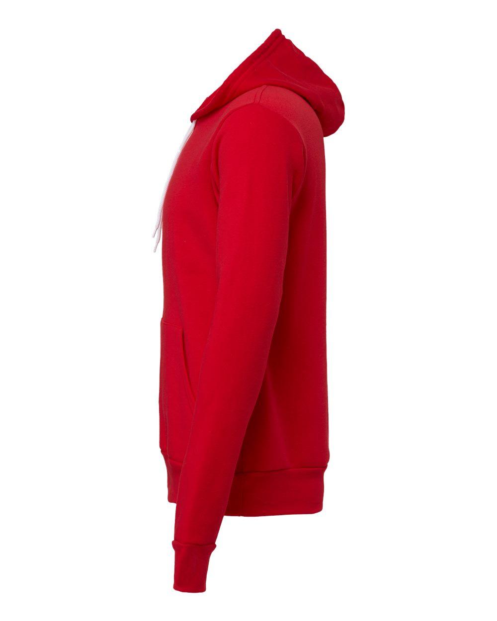 Bella-Canvas-Unisex-Sponge-Hooded-Pullover-Sweatshirt-Blank-3719-up-to-2XL thumbnail 86