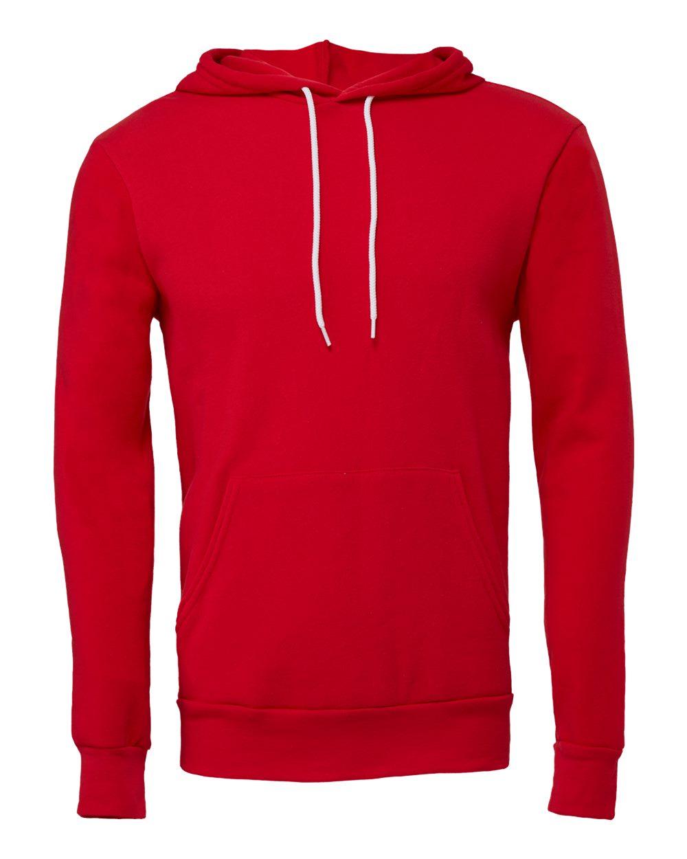 Bella-Canvas-Unisex-Sponge-Hooded-Pullover-Sweatshirt-Blank-3719-up-to-2XL thumbnail 85