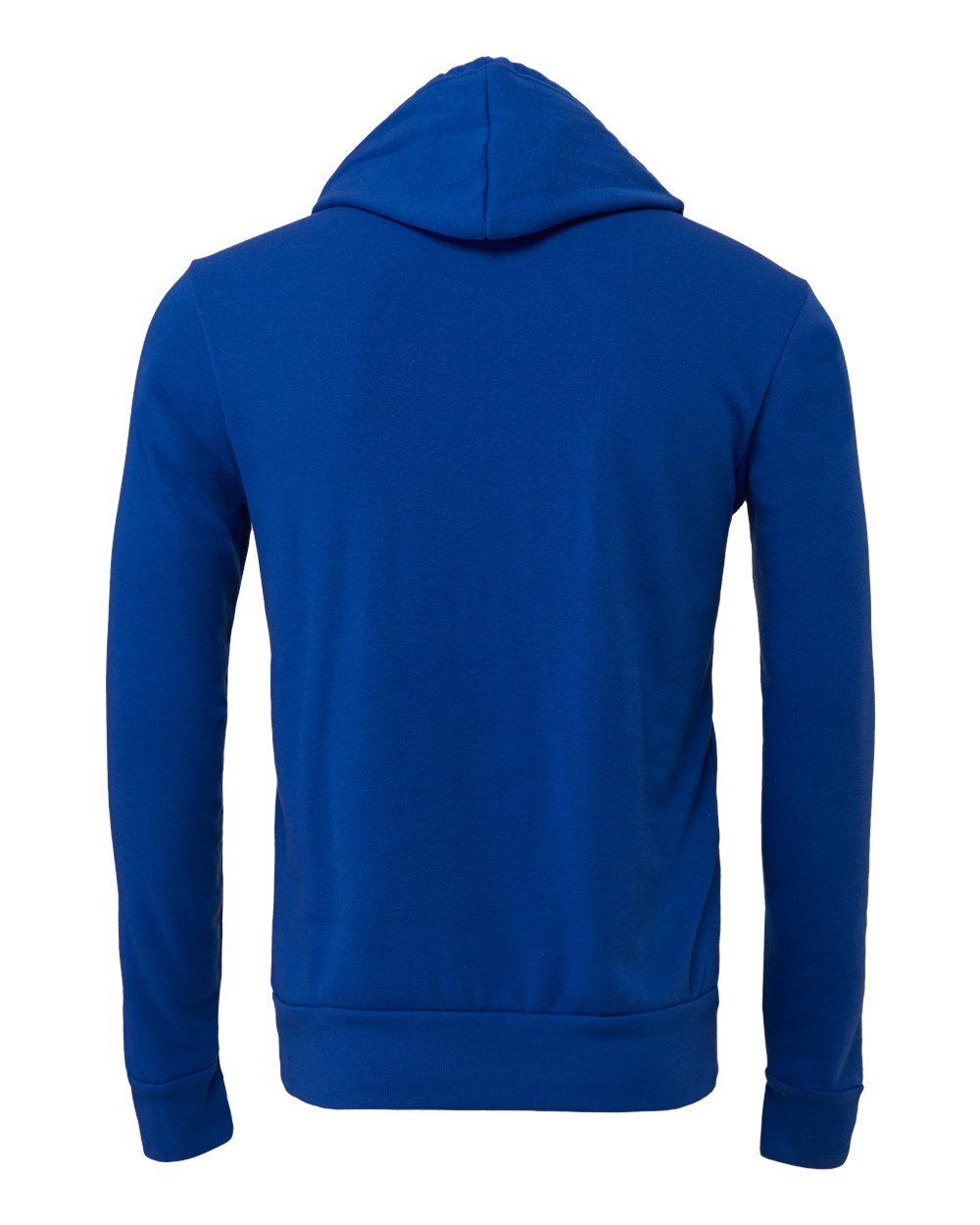 Bella-Canvas-Unisex-Sponge-Hooded-Pullover-Sweatshirt-Blank-3719-up-to-2XL thumbnail 99