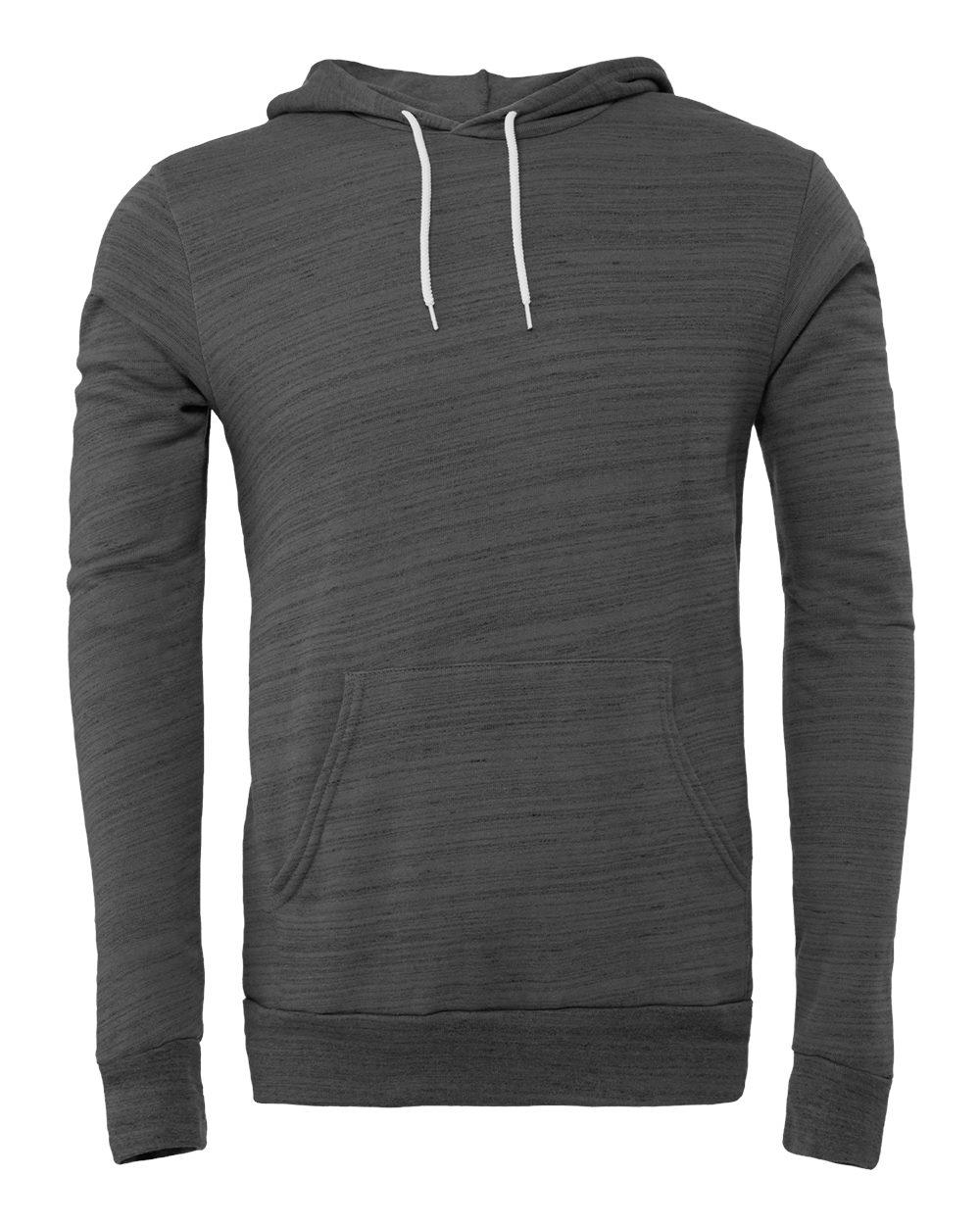 Bella-Canvas-Unisex-Sponge-Hooded-Pullover-Sweatshirt-Blank-3719-up-to-2XL thumbnail 22