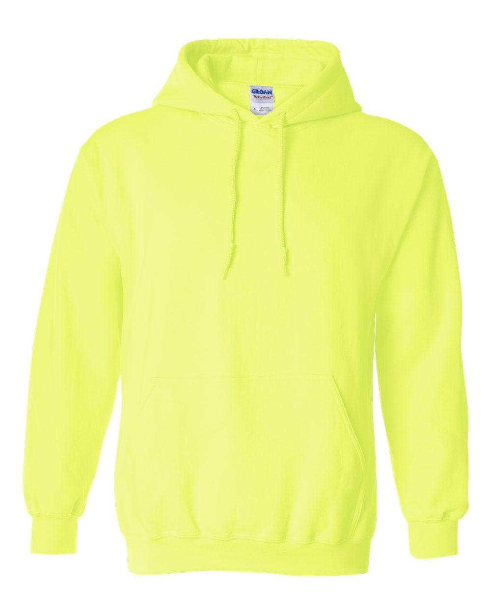 Gildan-Mens-Blank-Hoodie-Heavy-Blend-Hooded-Sweatshirt-Solid-18500-up-to-5XL thumbnail 80