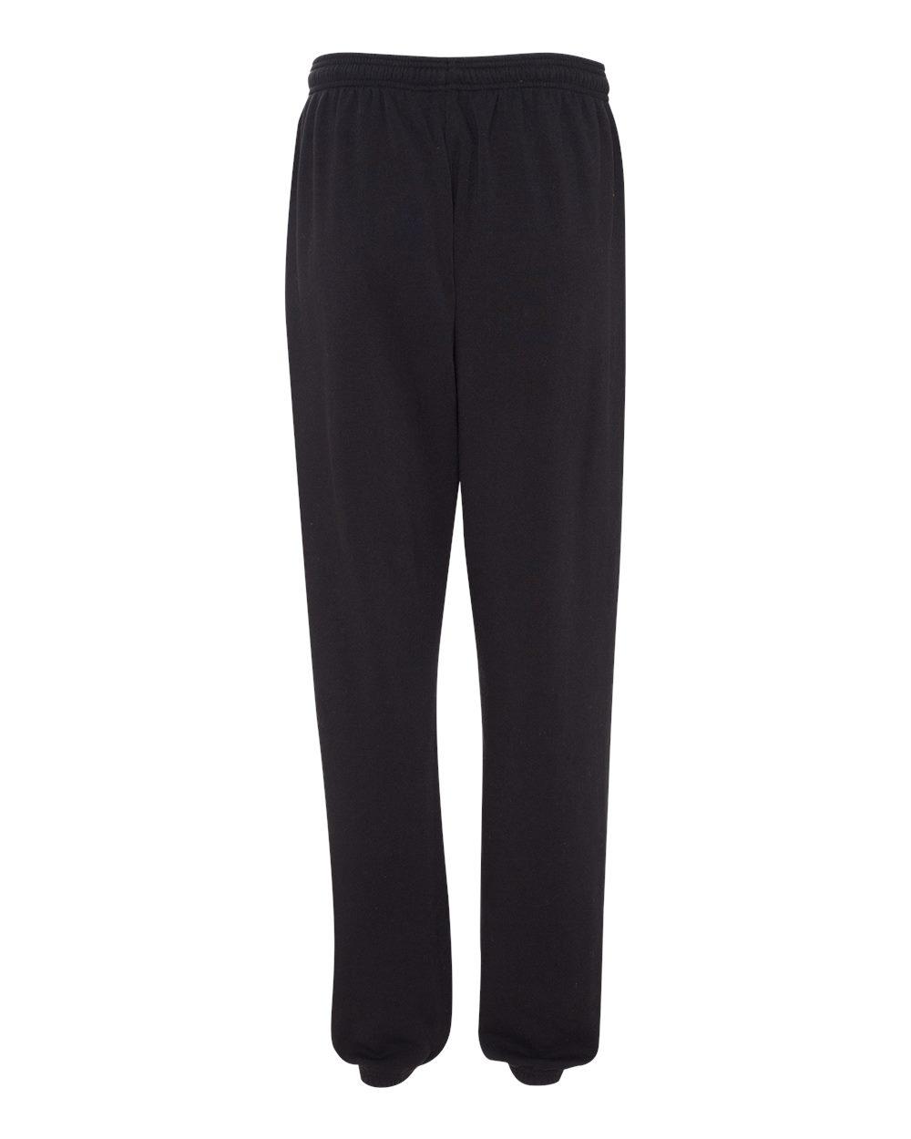 Bella-Canvas-Unisex-Long-Scrunch-Fleece-Pants-Workout-3737-up-to-2XL thumbnail 7