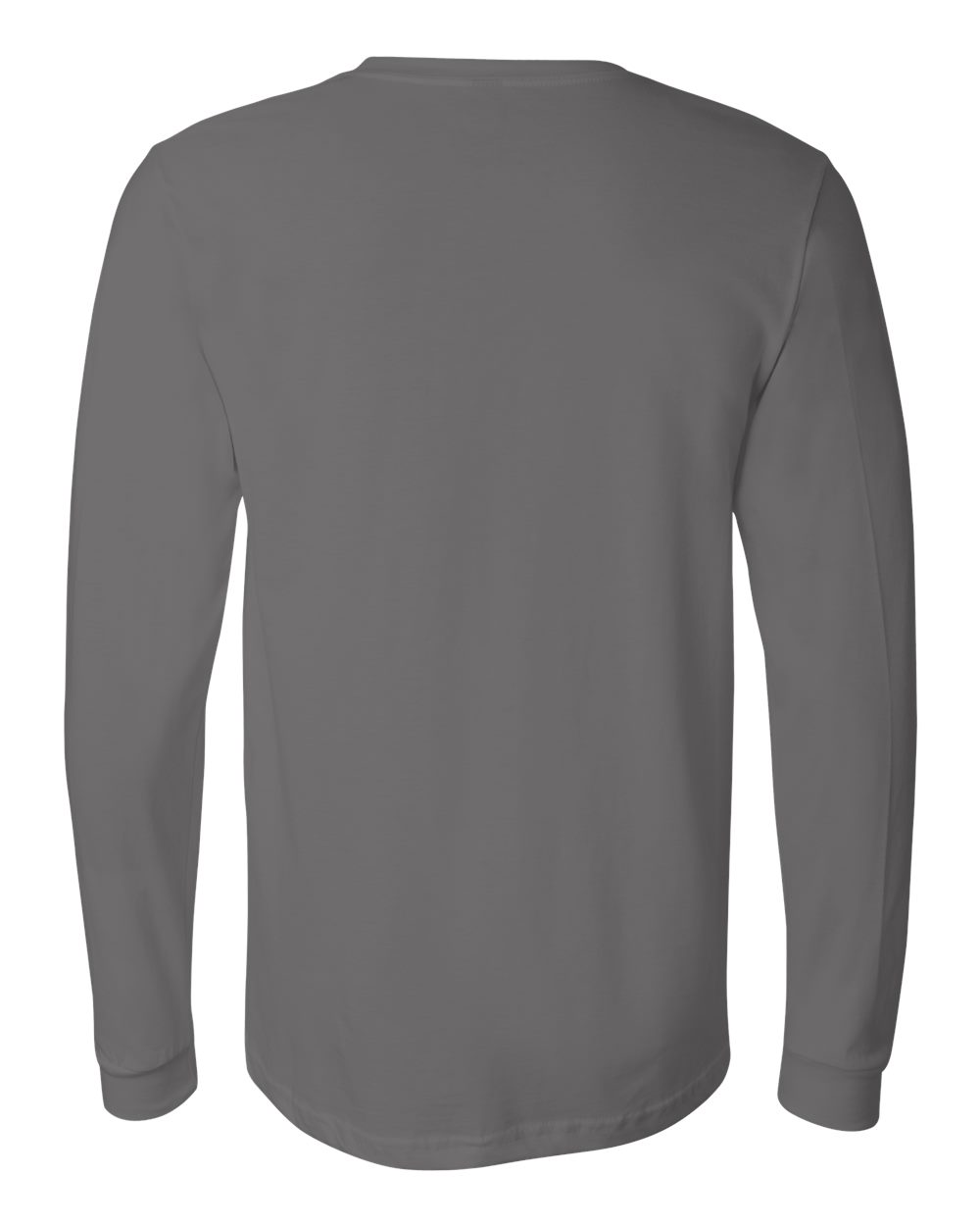 Bella-Canvas-Mens-Blank-Top-Long-Sleeve-Jersey-Tee-T-Shirt-3501-up-to-3XL thumbnail 10