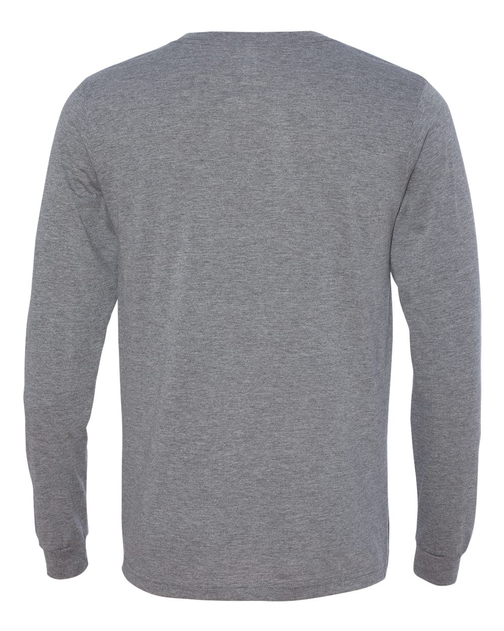 Bella-Canvas-Mens-Blank-Top-Long-Sleeve-Jersey-Tee-T-Shirt-3501-up-to-3XL thumbnail 50