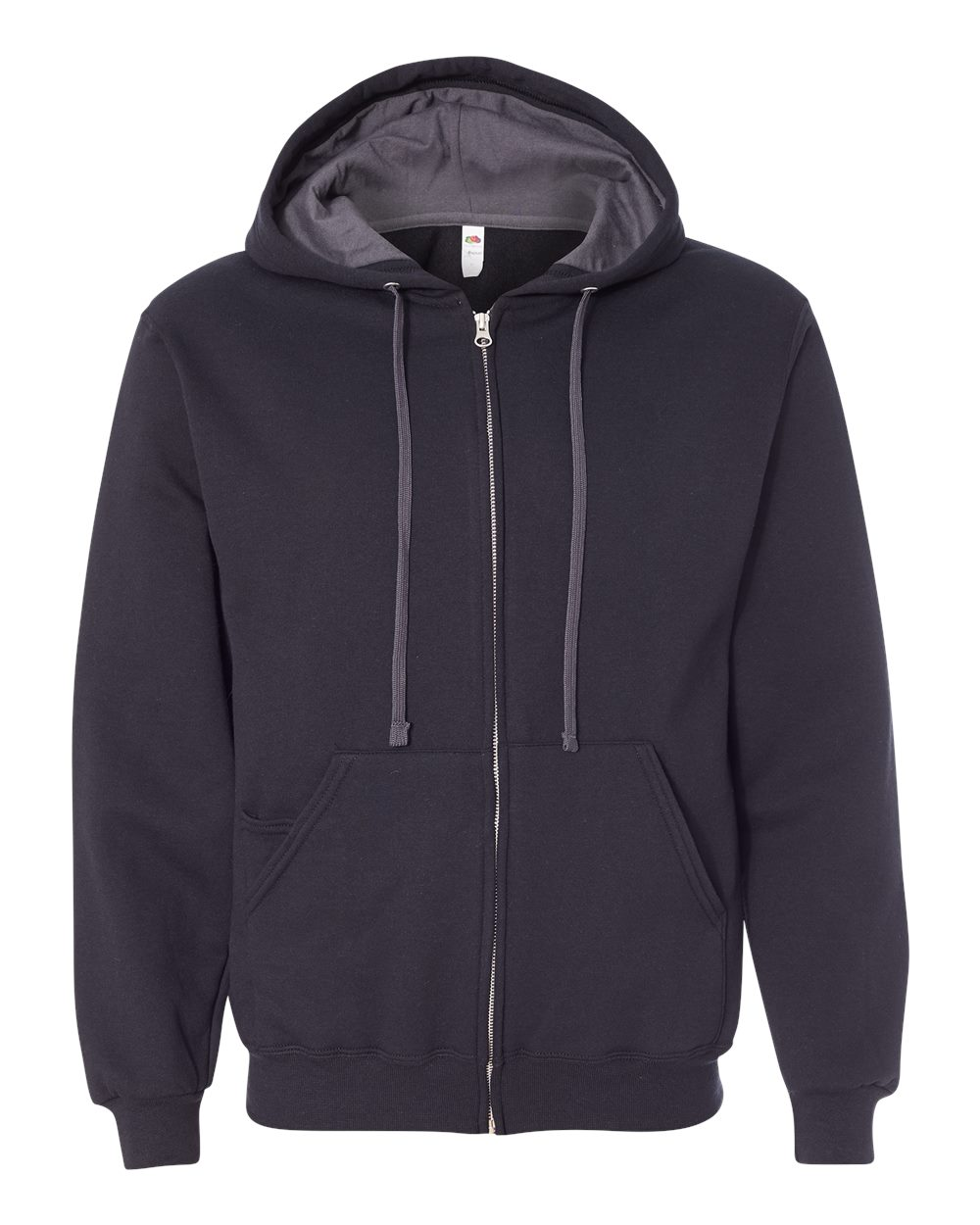 Fruit-of-the-Loom-Mens-Sofspun-Hooded-Full-Zip-Sweatshirt-Blank-SF73R-up-to-3XL thumbnail 12