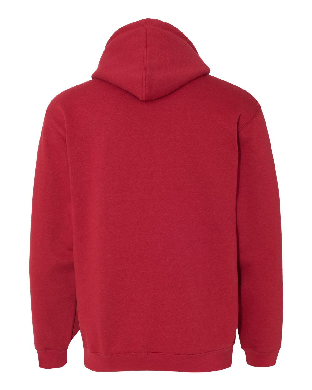 Bayside-Mens-Blank-USA-Made-Hooded-Sweatshirt-960-up-to-6XL miniature 10