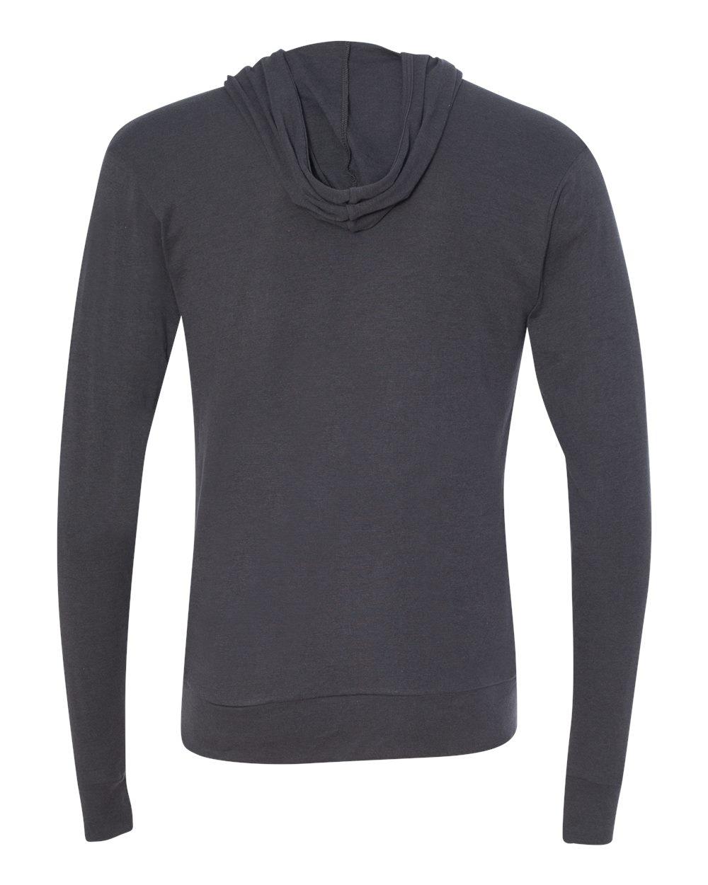 Bella-Canvas-Unisex-Triblend-Lightweight-Hooded-Full-Zip-T-Shirt-3939-upto-2XL thumbnail 31