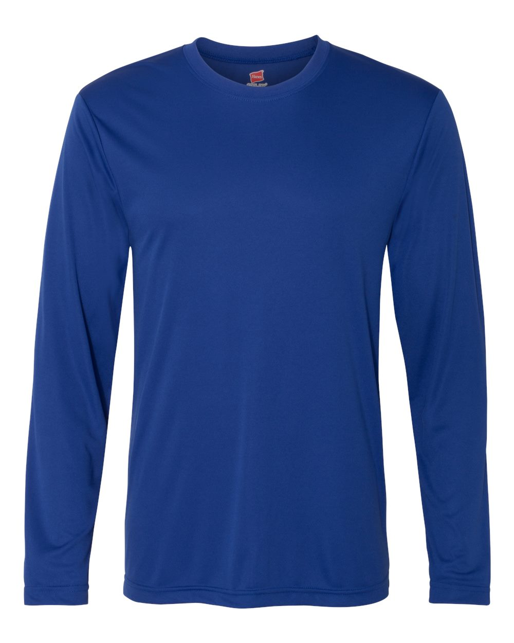 Details about  /Hanes Mens Cool Dri Long Sleeve Performance T Shirt Blank Plain 482L up to 3XL