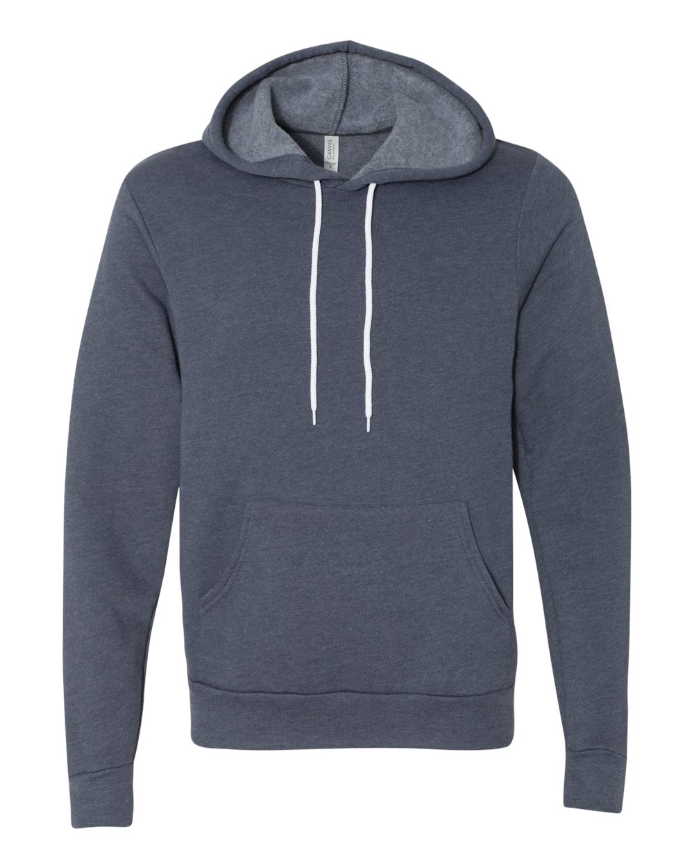 Bella-Canvas-Unisex-Sponge-Hooded-Pullover-Sweatshirt-Blank-3719-up-to-2XL thumbnail 52
