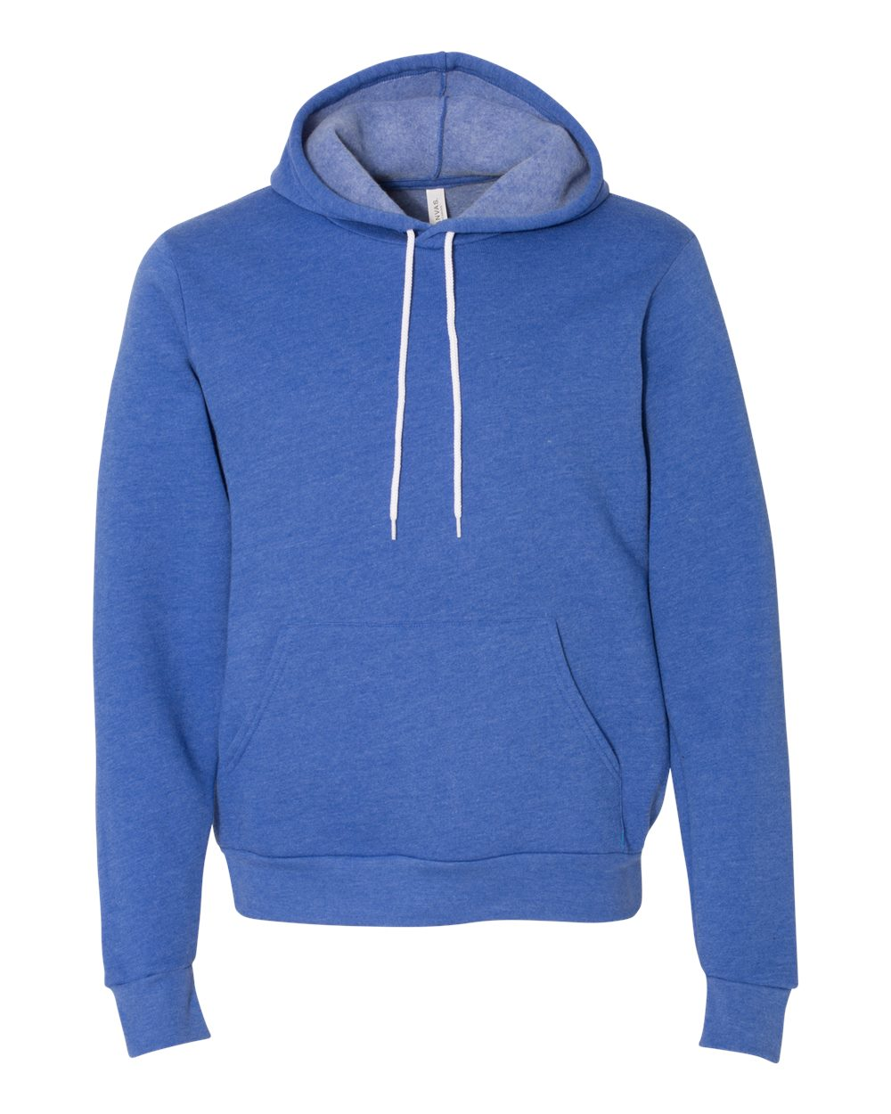 Bella-Canvas-Unisex-Sponge-Hooded-Pullover-Sweatshirt-Blank-3719-up-to-2XL thumbnail 63