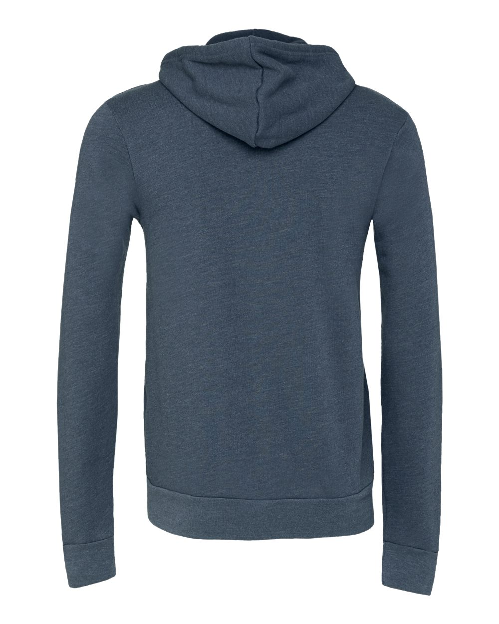 Bella-Canvas-Unisex-Full-Zip-Up-Hooded-Sweatshirt-Blank-Hoodie-3739-up-to-3XL thumbnail 47