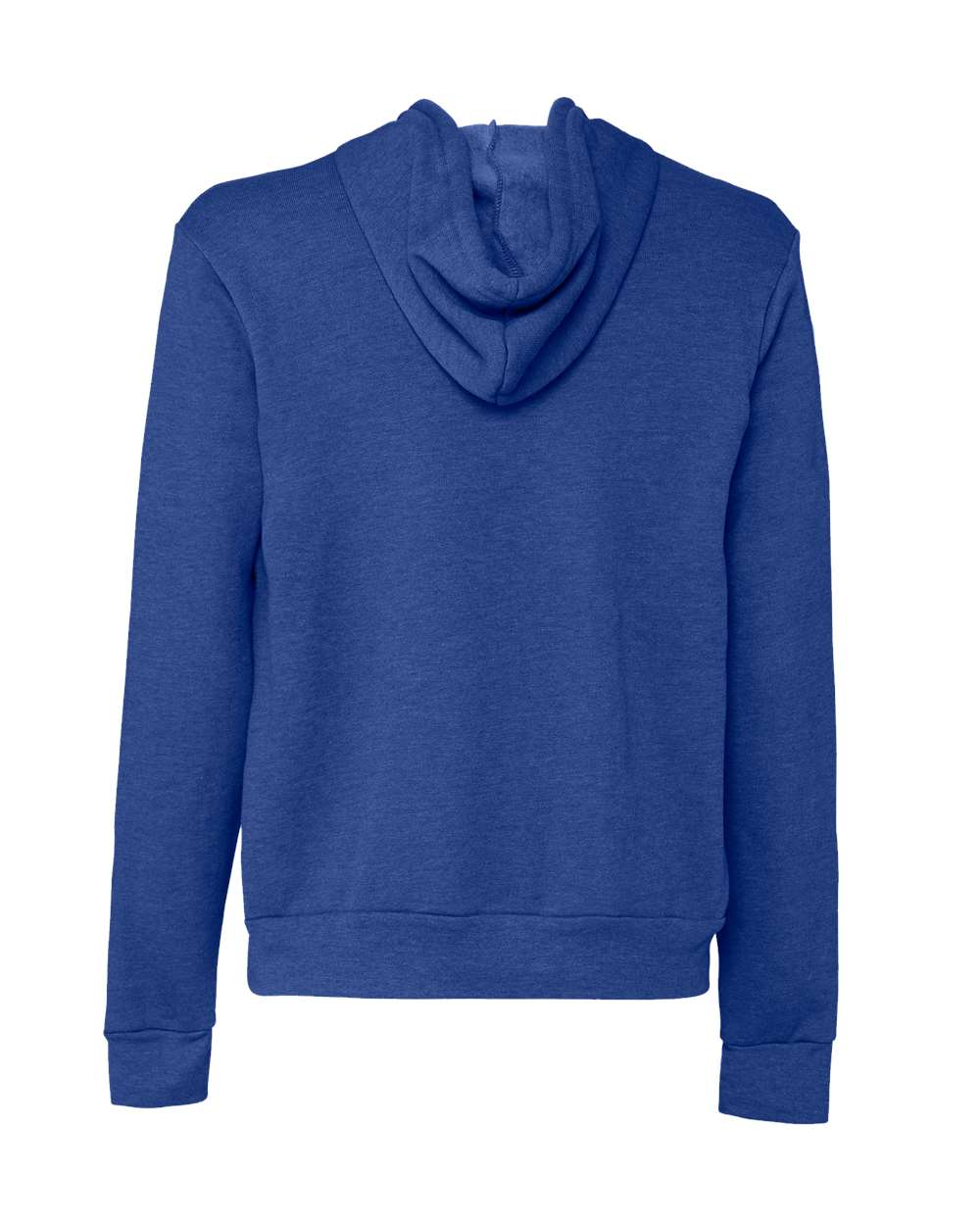 Bella-Canvas-Unisex-Full-Zip-Up-Hooded-Sweatshirt-Blank-Hoodie-3739-up-to-3XL thumbnail 61