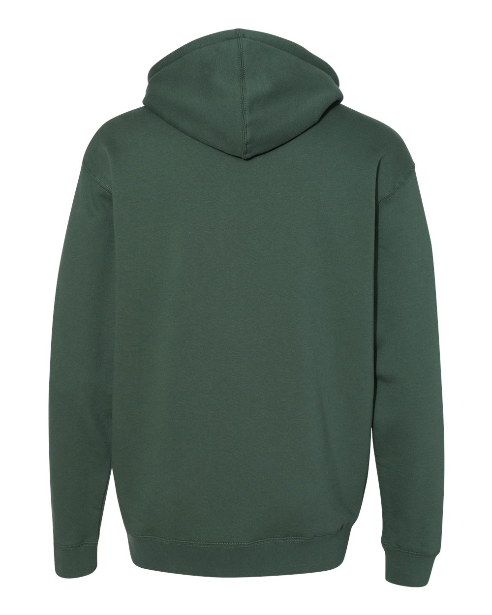 Independent-Trading-Co-Mens-Hooded-Pullover-Sweatshirt-IND4000-up-to-3XL miniature 7