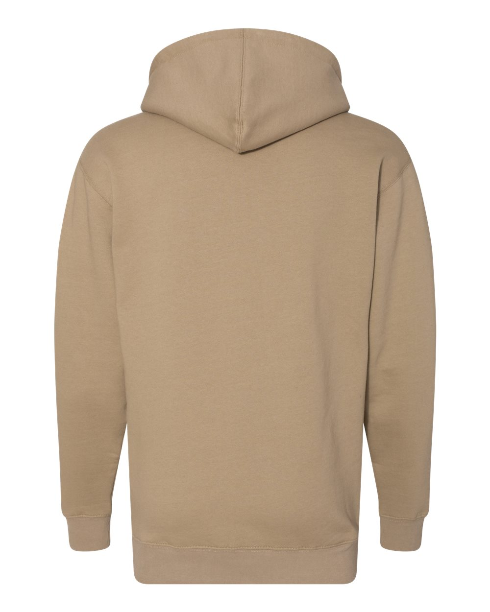Independent-Trading-Co-Mens-Hooded-Pullover-Sweatshirt-IND4000-up-to-3XL miniature 76