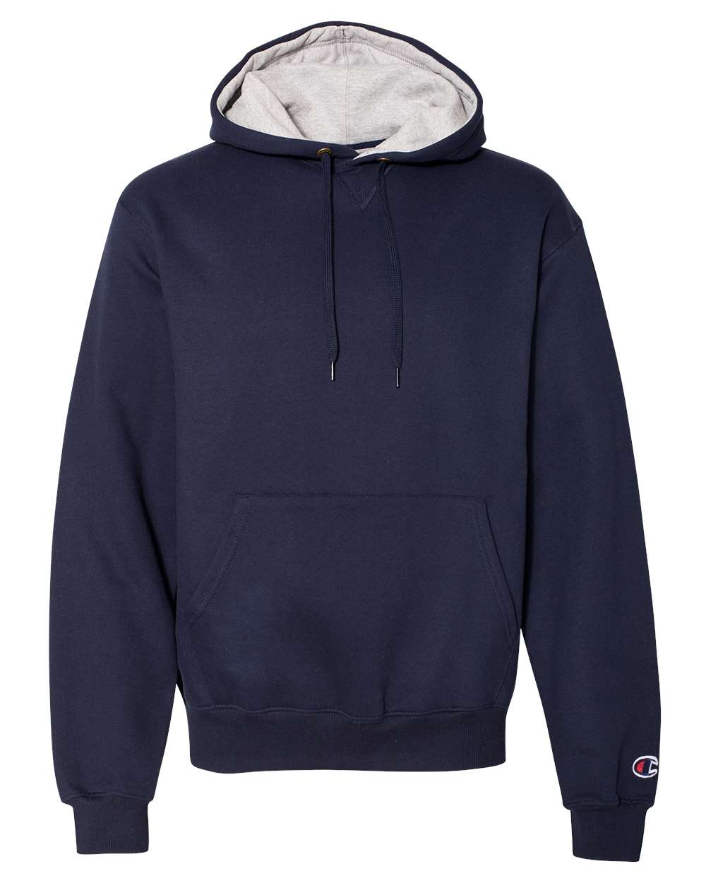 Champion-Mens-Cotton-Max-Hooded-Sweatshirt-Hoodie-Pullover-S171-up-to-3XL miniature 15