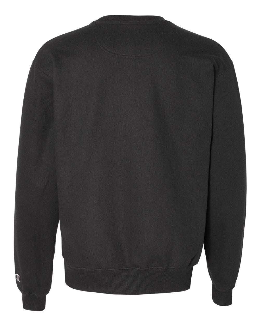 Champion-Mens-Cotton-Max-Crewneck-Sweatshirt-Pullover-S178-up-to-3XL miniature 7