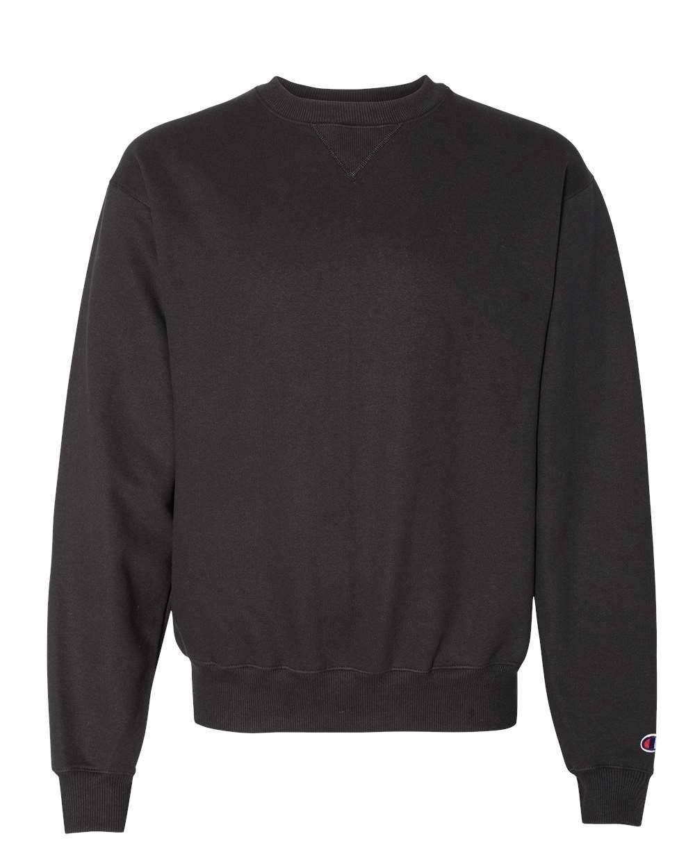 Champion-Mens-Cotton-Max-Crewneck-Sweatshirt-Pullover-S178-up-to-3XL miniature 6