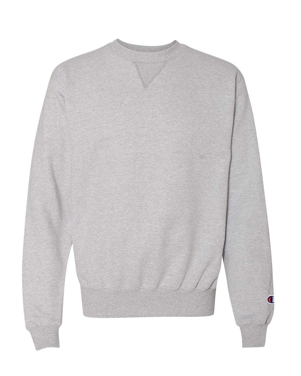 Champion-Mens-Cotton-Max-Crewneck-Sweatshirt-Pullover-S178-up-to-3XL miniature 9