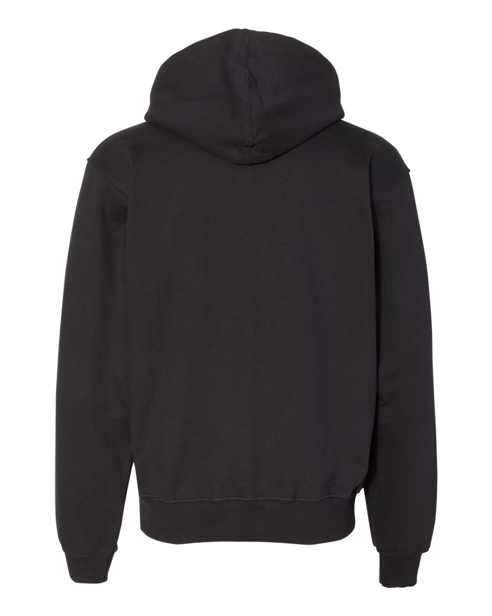 Champion-Mens-Cotton-Max-Hooded-Quarter-Zip-Sweatshirt-Pullover-S185-up-to-3XL miniature 7