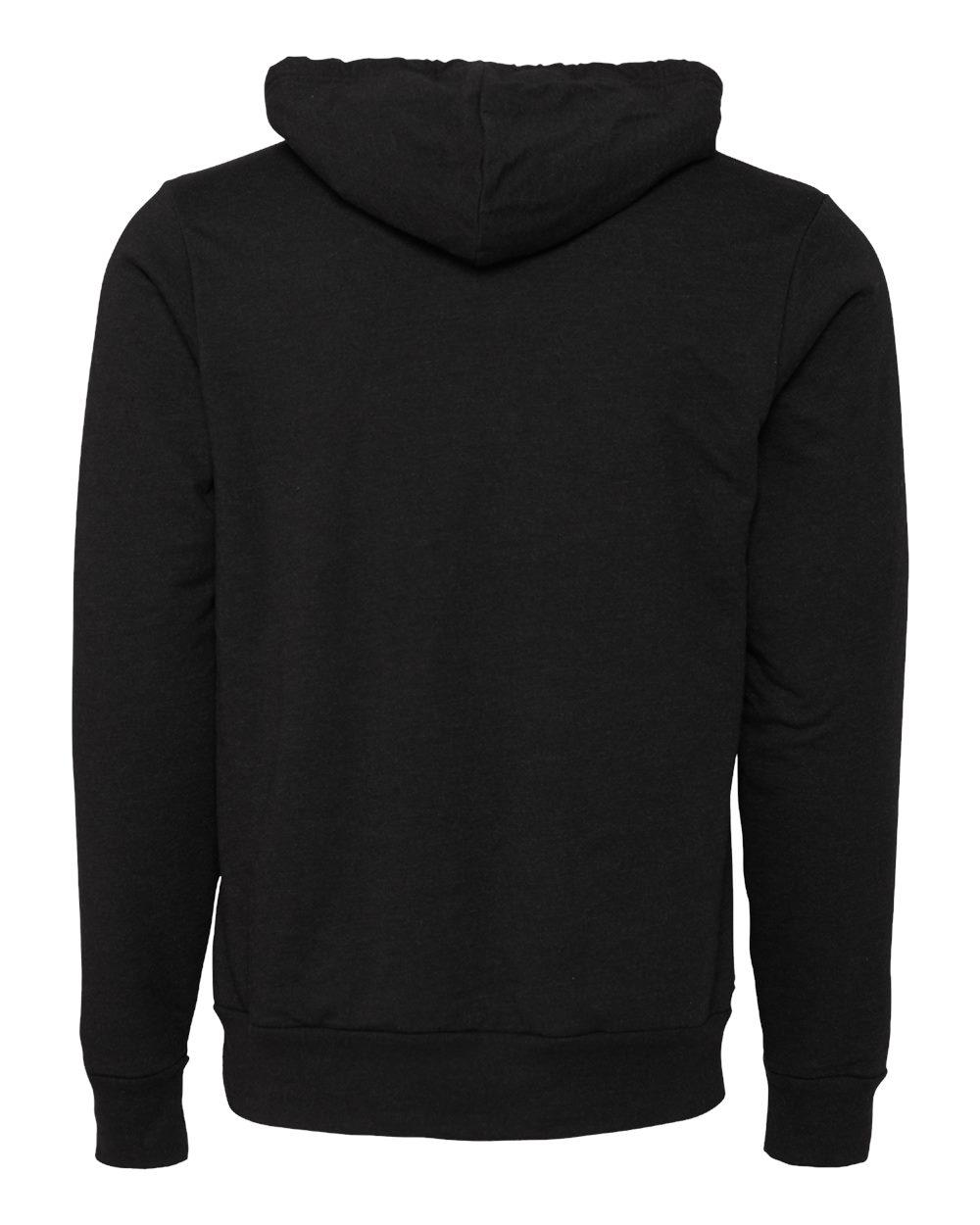 Bella-Canvas-Unisex-Sponge-Hooded-Pullover-Sweatshirt-Blank-3719-up-to-2XL thumbnail 14