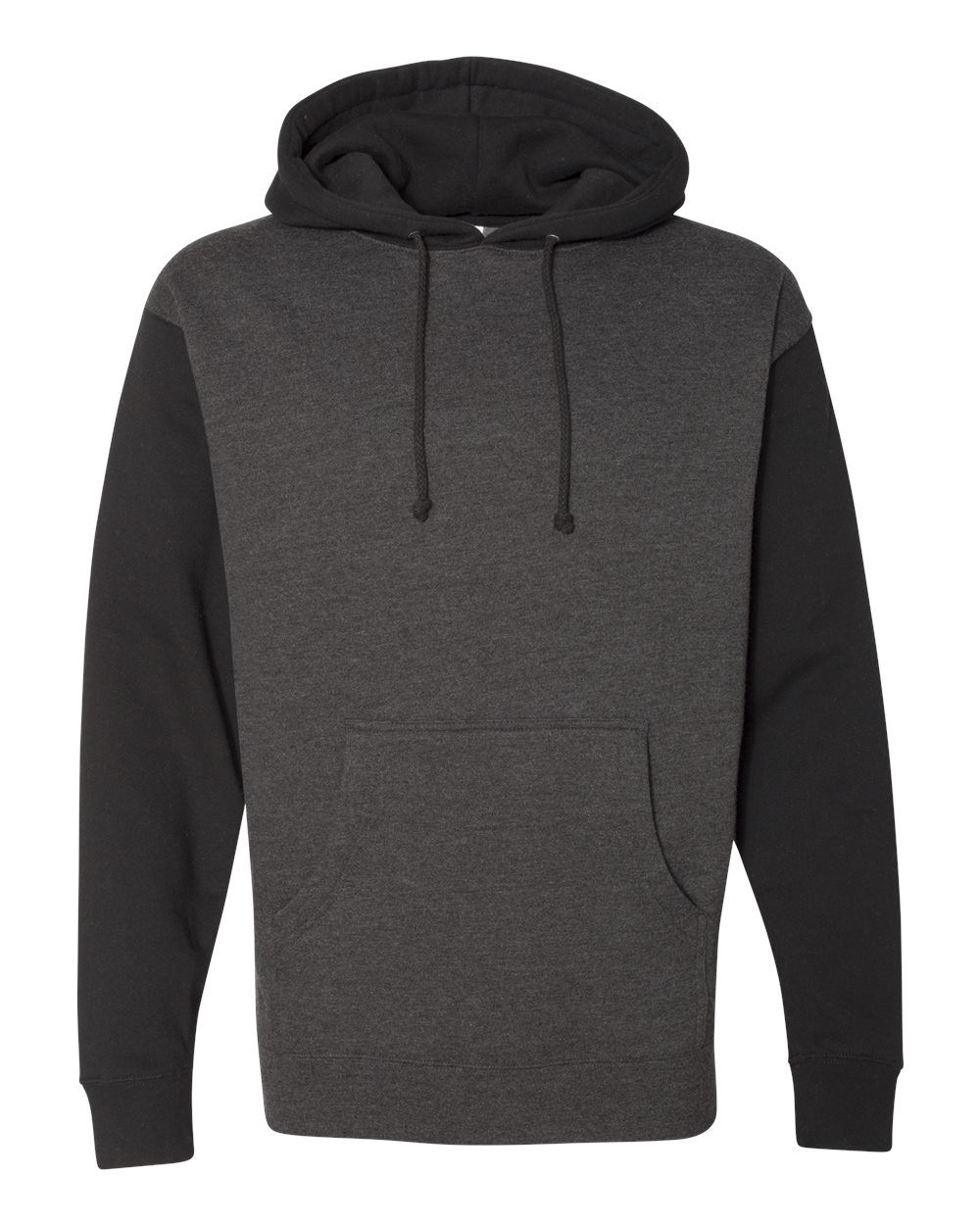 Independent-Trading-Co-Mens-Hooded-Pullover-Sweatshirt-IND4000-up-to-3XL miniature 30