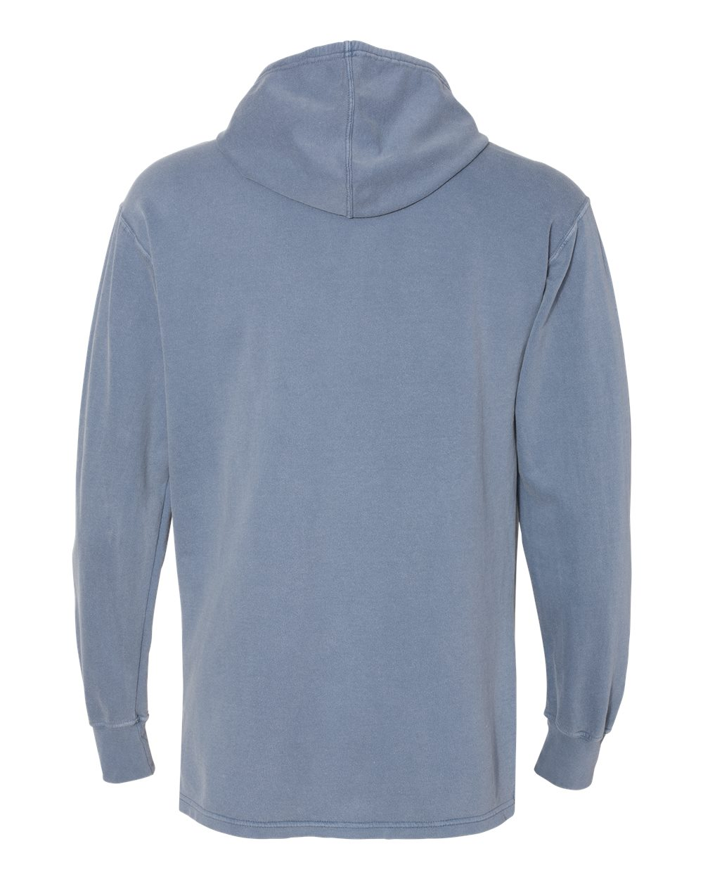 Comfort-Colors-Mens-French-Terry-Scuba-Hoodie-Shirt-Blank-Solid-1535-up-to-3XL thumbnail 7