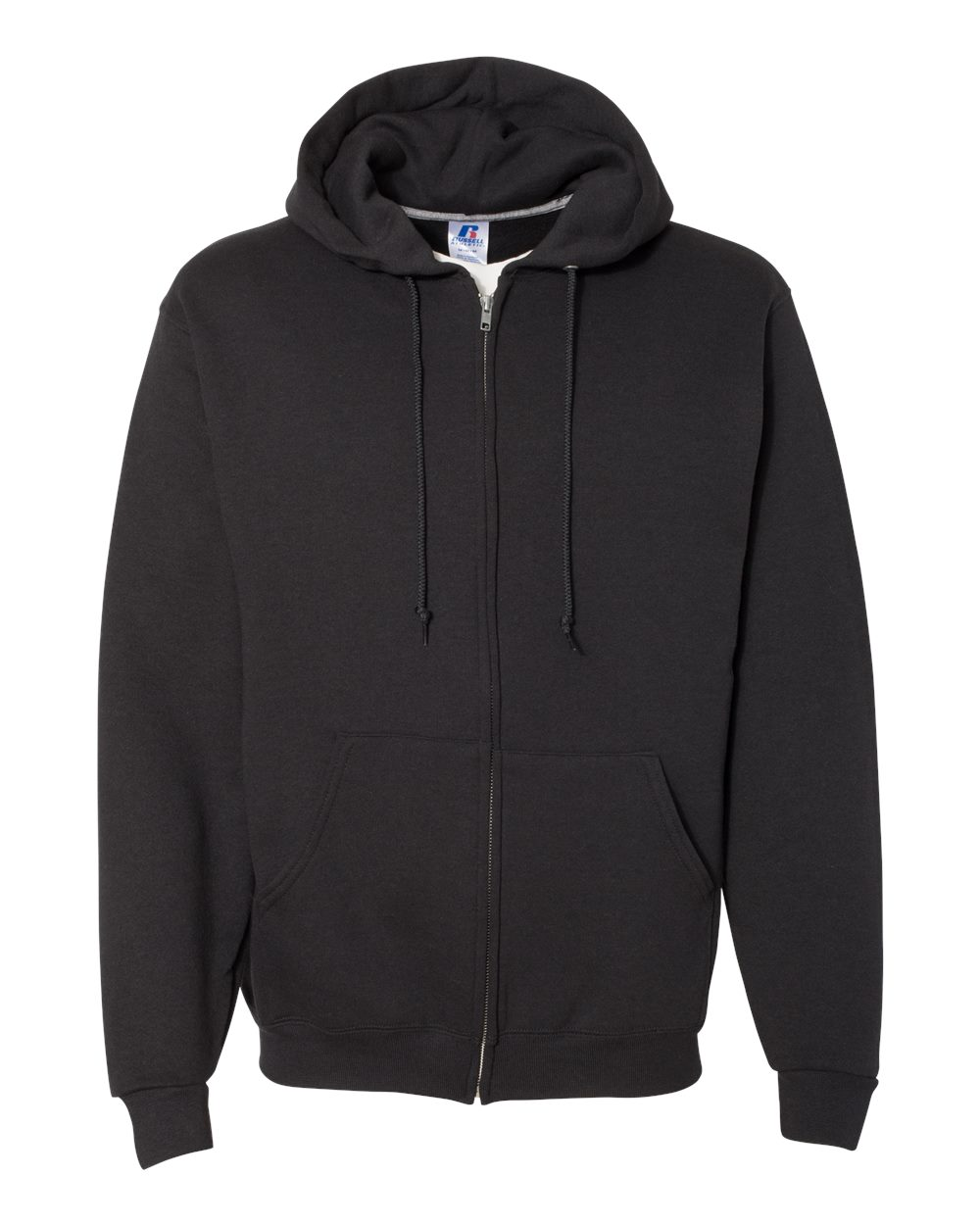Russell-Athletic-Blank-Plain-Hooded-Full-Zip-Sweatshirt-697HBM-up-to-3XL thumbnail 6