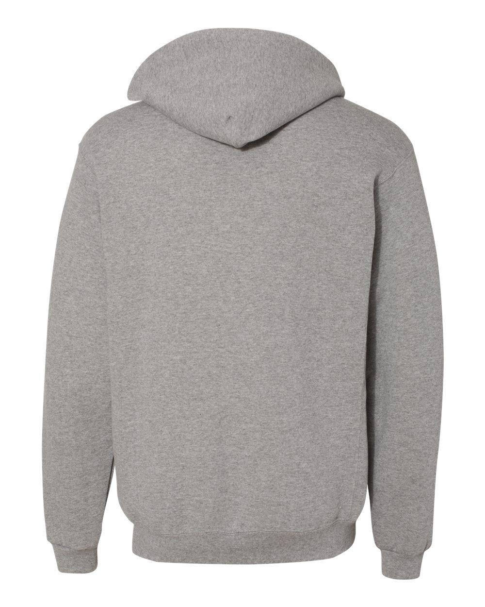 Russell-Athletic-Blank-Plain-Hooded-Full-Zip-Sweatshirt-697HBM-up-to-3XL thumbnail 13