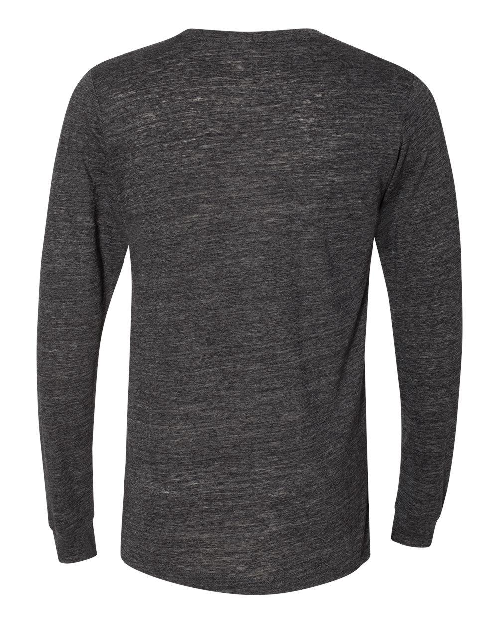 Bella-Canvas-Mens-Blank-Top-Long-Sleeve-Jersey-Tee-T-Shirt-3501-up-to-3XL thumbnail 31