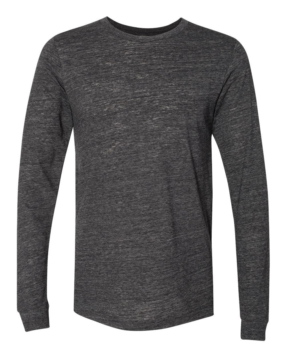Bella-Canvas-Mens-Blank-Top-Long-Sleeve-Jersey-Tee-T-Shirt-3501-up-to-3XL thumbnail 30