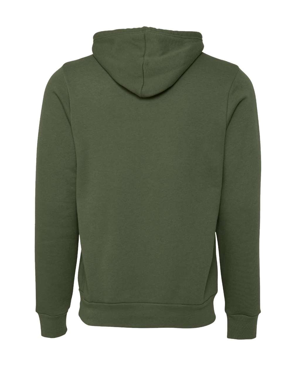 Bella-Canvas-Unisex-Sponge-Hooded-Pullover-Sweatshirt-Blank-3719-up-to-2XL thumbnail 77