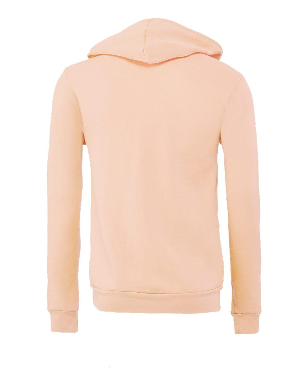 Bella-Canvas-Unisex-Full-Zip-Up-Hooded-Sweatshirt-Blank-Hoodie-3739-up-to-3XL thumbnail 78