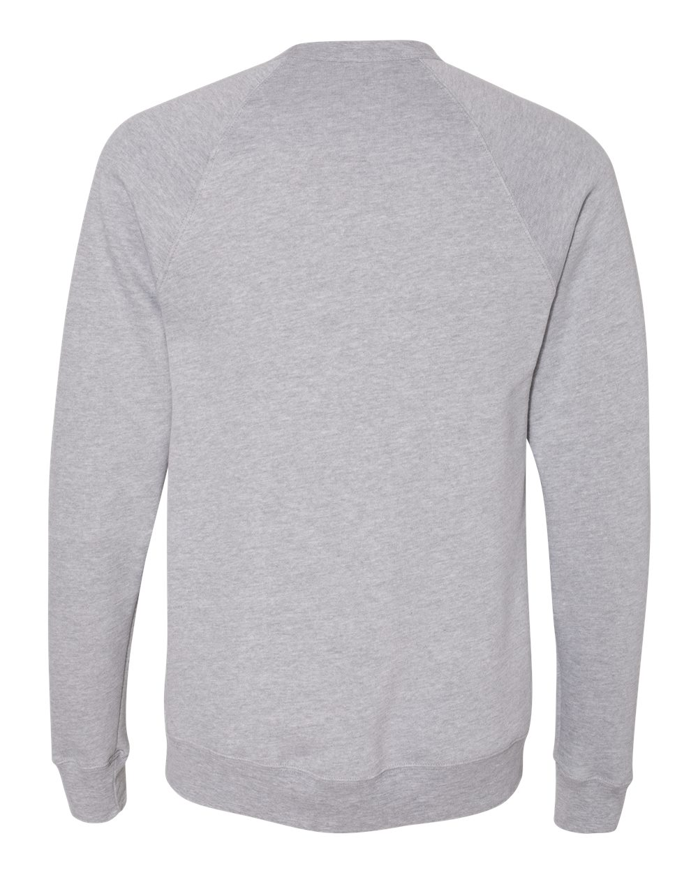 Bella-Canvas-Unisex-Sponge-Fleece-Crewneck-Sweatshirt-Top-Blank-3901-up-to-2XL thumbnail 9