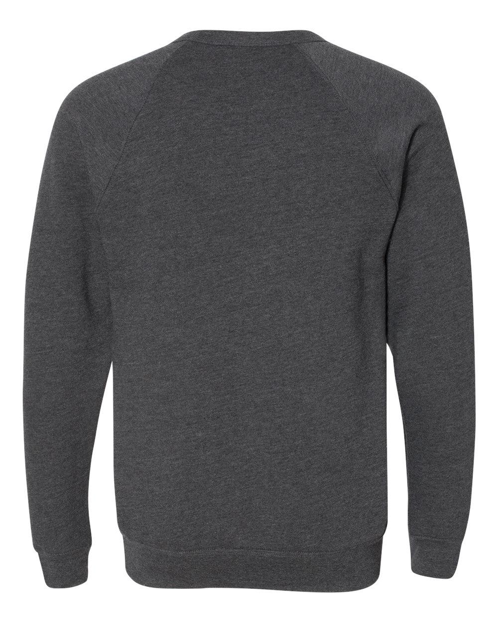 Bella-Canvas-Unisex-Sponge-Fleece-Crewneck-Sweatshirt-Top-Blank-3901-up-to-2XL thumbnail 22