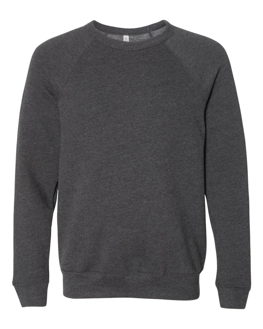 Bella-Canvas-Unisex-Sponge-Fleece-Crewneck-Sweatshirt-Top-Blank-3901-up-to-2XL thumbnail 21