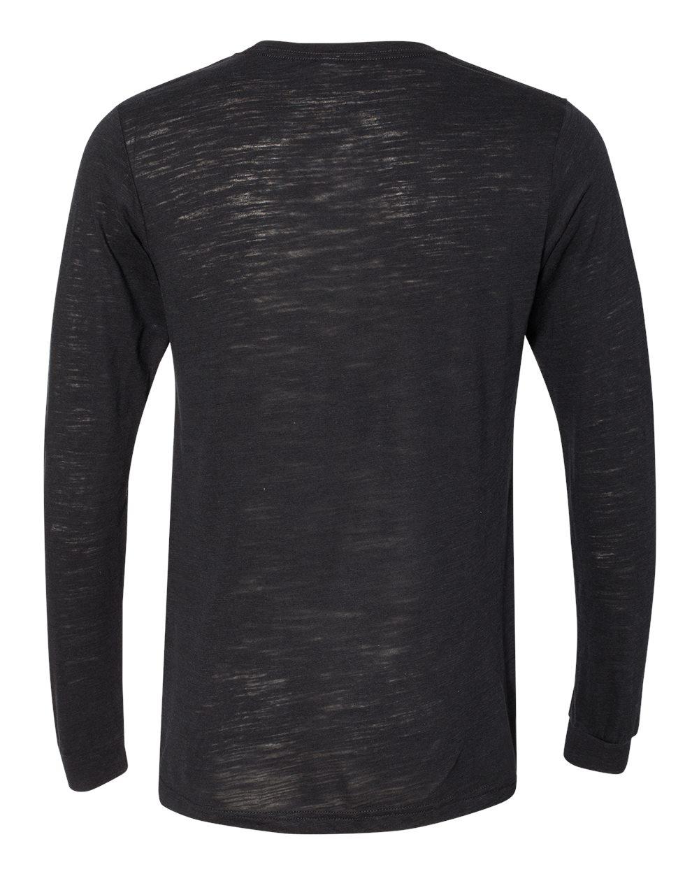 Bella-Canvas-Mens-Blank-Top-Long-Sleeve-Jersey-Tee-T-Shirt-3501-up-to-3XL thumbnail 102