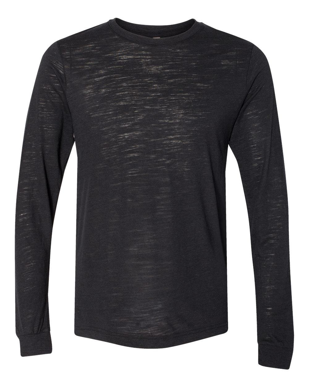Bella-Canvas-Mens-Blank-Top-Long-Sleeve-Jersey-Tee-T-Shirt-3501-up-to-3XL thumbnail 101