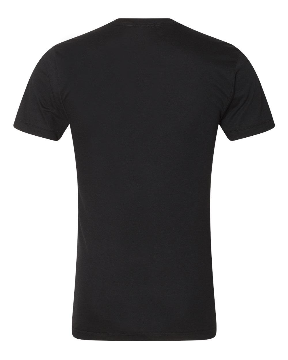 American-Apparel-Mens-Slim-Fit-50-50-Cotton-T-Shirt-Tee-BB401W-up-to-2XL thumbnail 10