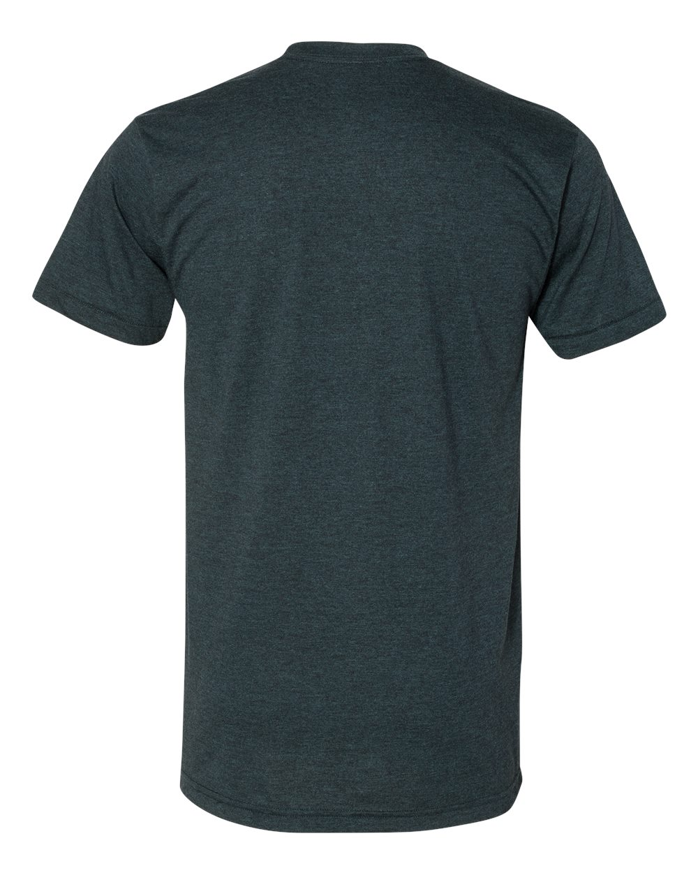 American-Apparel-Mens-Slim-Fit-50-50-Cotton-T-Shirt-Tee-BB401W-up-to-2XL thumbnail 13