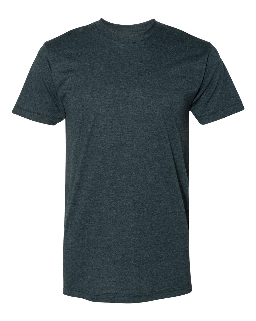 American-Apparel-Mens-Slim-Fit-50-50-Cotton-T-Shirt-Tee-BB401W-up-to-2XL thumbnail 12