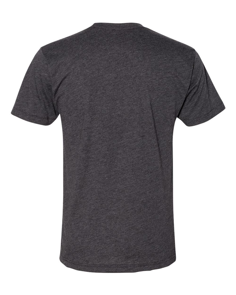 American-Apparel-Mens-Slim-Fit-50-50-Cotton-T-Shirt-Tee-BB401W-up-to-2XL thumbnail 16
