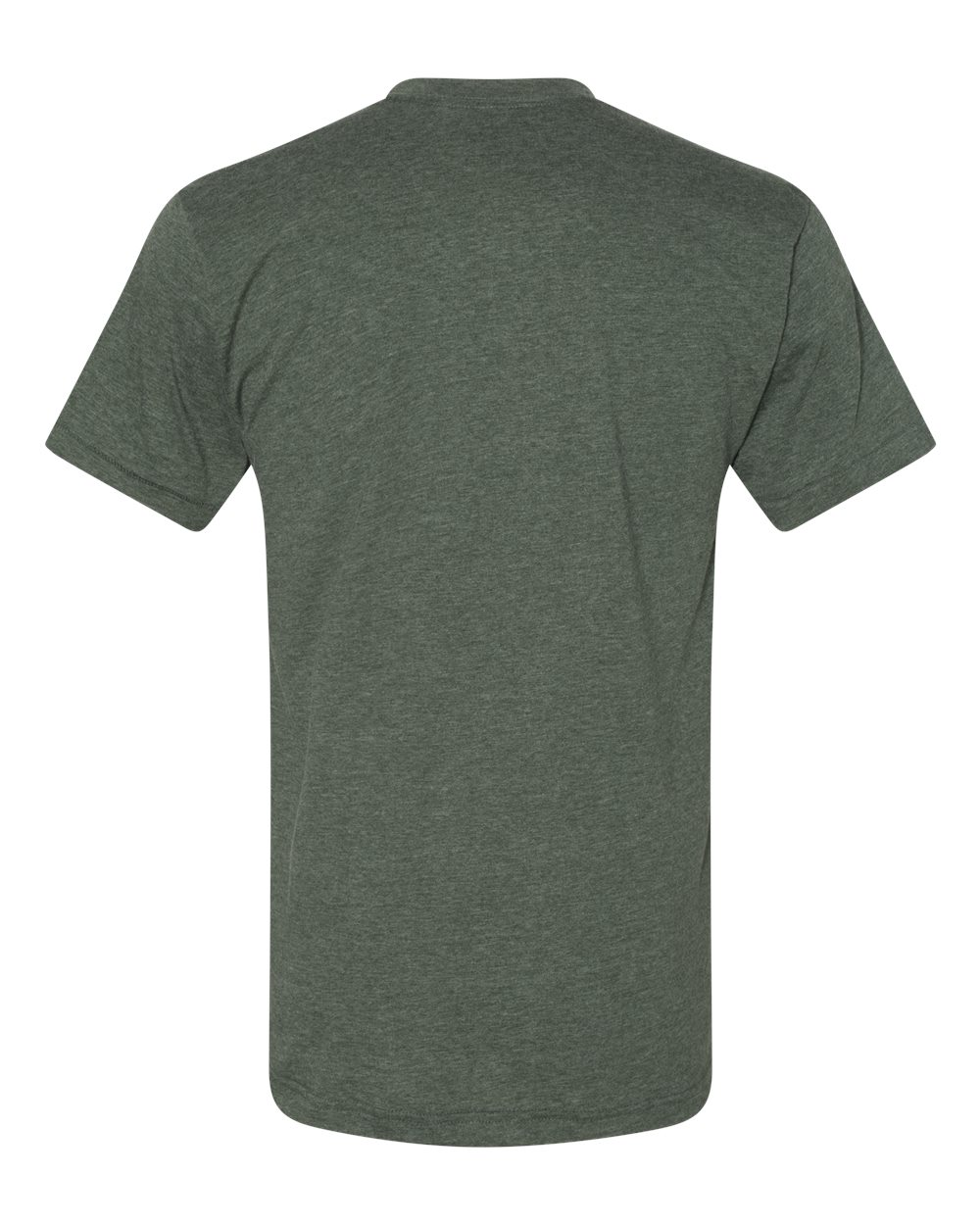 American-Apparel-Mens-Slim-Fit-50-50-Cotton-T-Shirt-Tee-BB401W-up-to-2XL thumbnail 19
