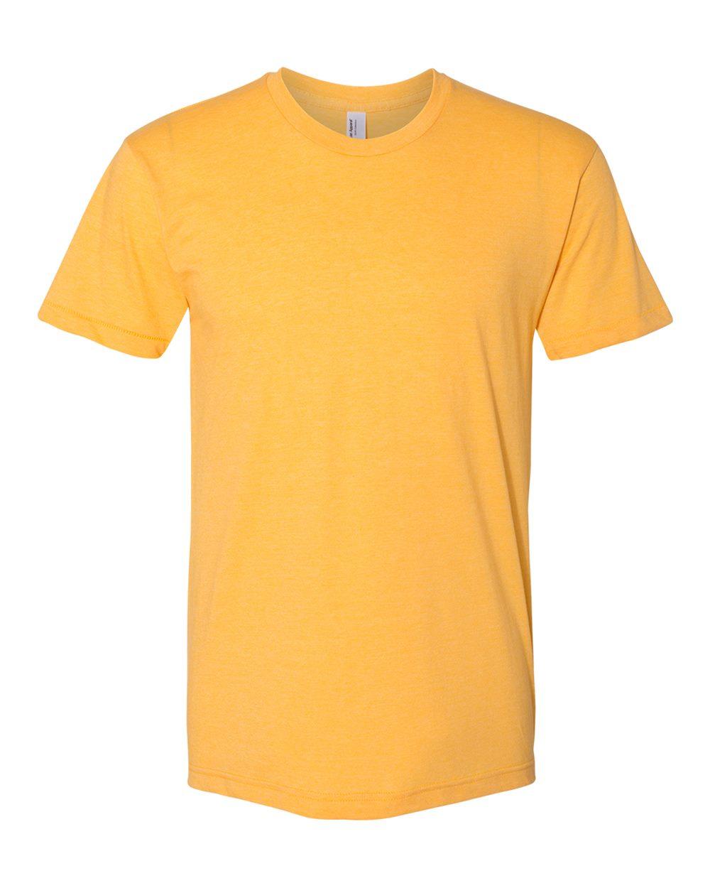 American-Apparel-Mens-Slim-Fit-50-50-Cotton-T-Shirt-Tee-BB401W-up-to-2XL thumbnail 21